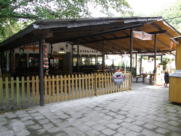 Camp Bítov - restaurace